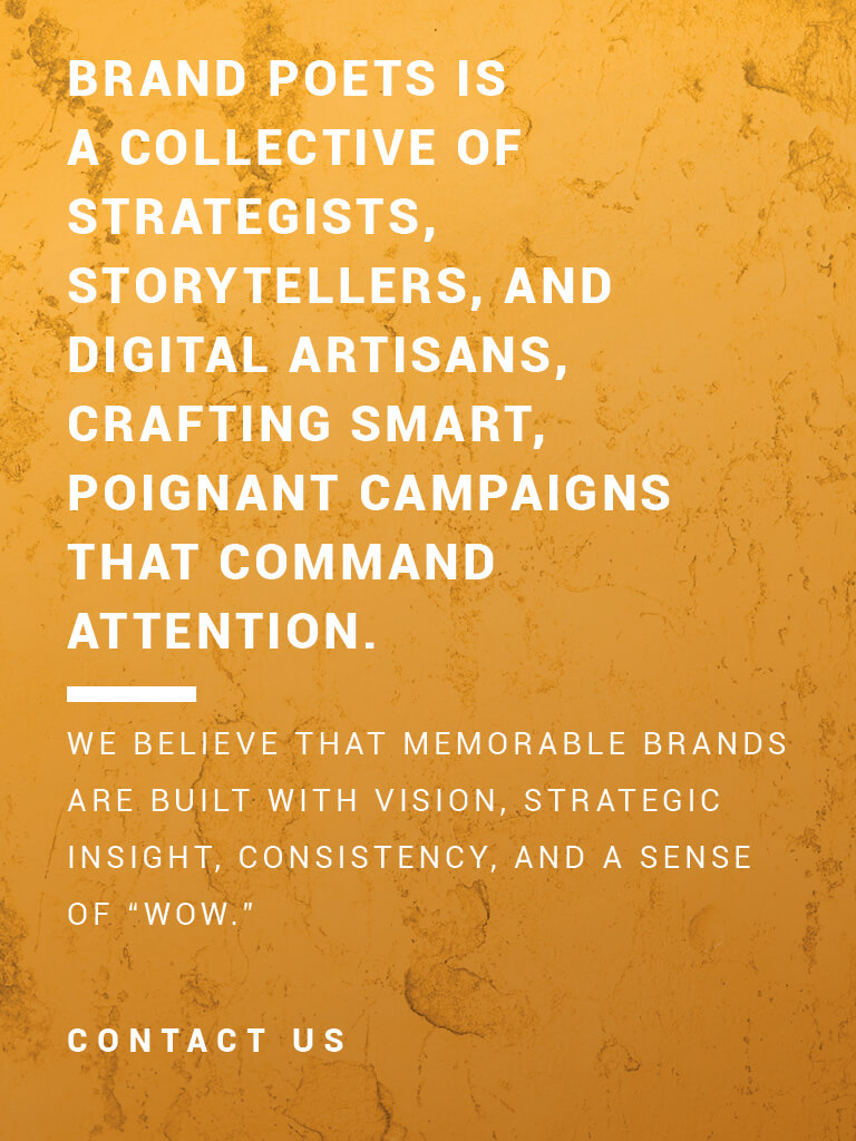 Brand Poets - About