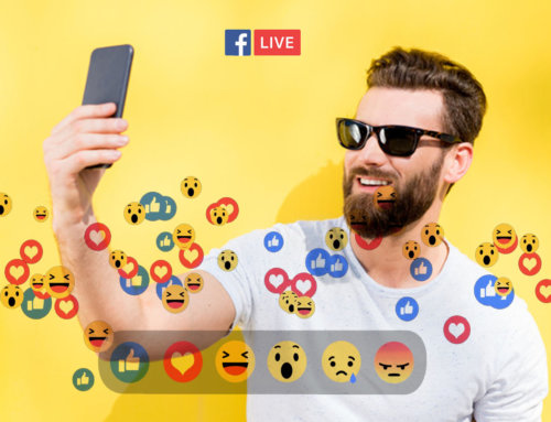 Go Live!: Using Facebook's Top Feature to Make Face-to-Face Connections